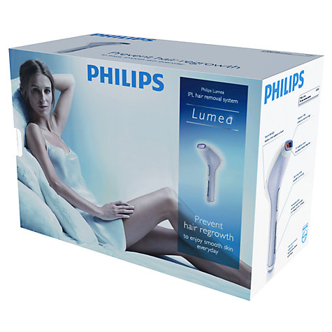 Buy Philips Lumea SC2001 Hair Removal System Online at johnlewis.com