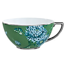 Buy Jasper Conran for Wedgwood Chinoiserie Green Cup & Saucer Online at johnlewis.com