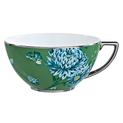 Buy Jasper Conran for Wedgwood Chinoiserie Green Teacup, 0.23L Online at johnlewis.com