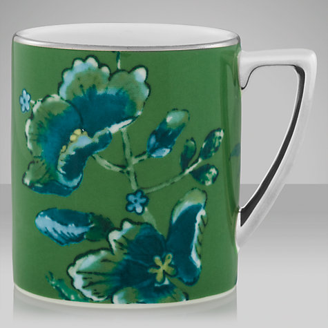 Buy Jasper Conran for Wedgwood Chinoiserie Green Espresso Cup, 0.2L Online at johnlewis.com
