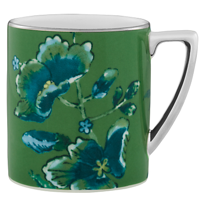 Image of Jasper Conran for Wedgwood Chinoiserie Green Espresso Cup, 0.2L