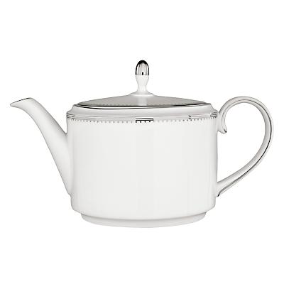 Vera Wang for Wedgwood Grosgrain Teapot, 0.66L
