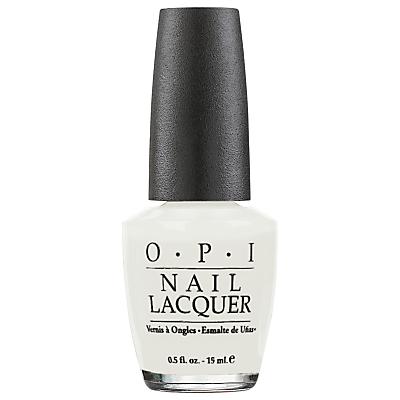 shop for OPI Nails - Nail Lacquer - Whites at Shopo