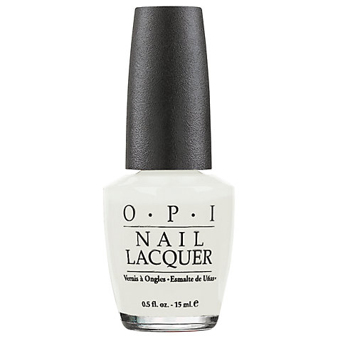 Buy OPI Nails - Nail Lacquer - Whites Online at johnlewis.com