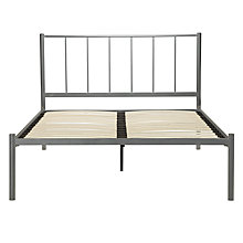 Buy John Lewis The Basics Apollo Bedstead, Small Double Online at johnlewis.com