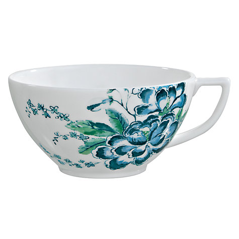 Buy Jasper Conran for Wedgwood Chinoiserie White Teacup, 0.23L Online at johnlewis.com