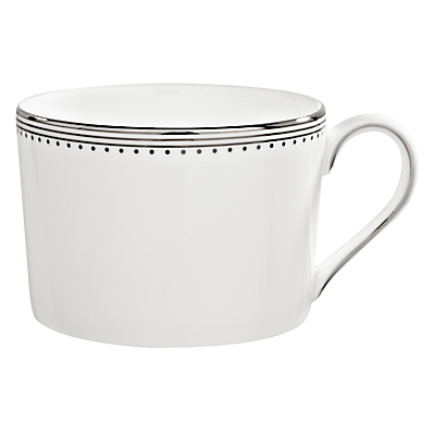 Vera Wang for Wedgwood Grosgrain Tea Cup, 0.15L, White