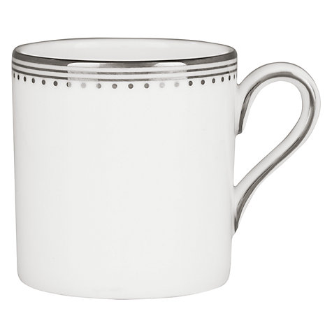 Buy Vera Wang for Wedgwood Grosgrain Espresso Cup Online at johnlewis.com