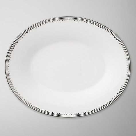Buy Vera Wang for Wedgwood Grosgrain Sauce Boat Stand Online at johnlewis.com