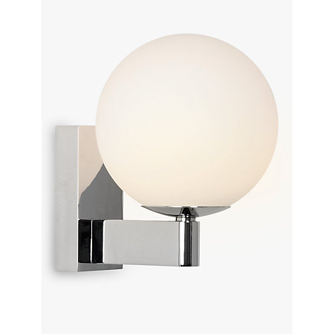 Model Buy ASTRO Bari Bathroom Wall Light  John Lewis