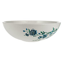 Buy Jasper Conran for Wedgwood Chinoiserie White Serving Bowl, Dia.30cm Online at johnlewis.com