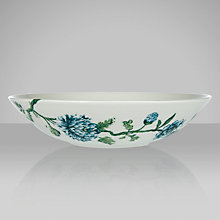 Buy Jasper Conran for Wedgwood Chinoiserie White Soup Coupe, Dia.23cm Online at johnlewis.com