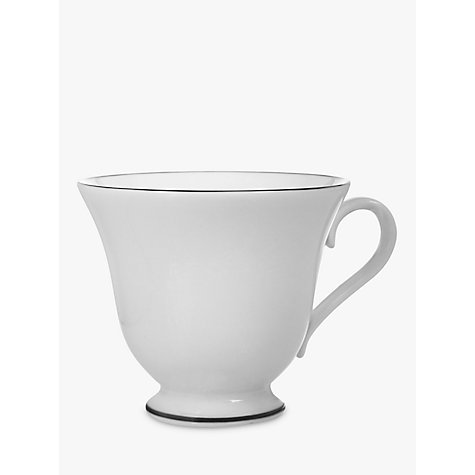 Buy Wedgwood Signet Platinum Tea Cup Online at johnlewis.com
