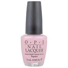 Buy OPI Nails - Nail Lacquer - Pinks Online at johnlewis.com