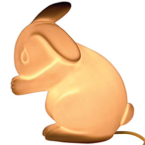 Buy White Rabbit Children's Lamp Online at johnlewis.com