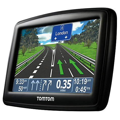 Buy TomTom XL IQ Routes 2 Edition GPS Navigation System, UK & Republic of Ireland Maps Online at johnlewis.com