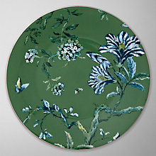 Buy Jasper Conran for Wedgwood Chinoiserie Green Plate, Dia.23cm Online at johnlewis.com
