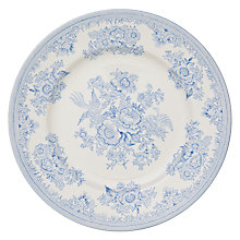 Buy Burleigh Asiatic Pheasants Plates, Blue Online at johnlewis.com