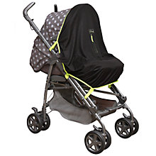 Buy SnoozeShade Single Pushchair Shade Online at johnlewis.com