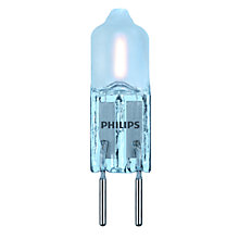 Buy Philips 35W GY6.35 Dimmable Bulb, Clear Online at johnlewis.com