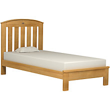Buy Boori Classic Single Bedstead, Heritage Teak Online at johnlewis.com