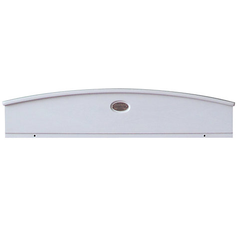 Buy Boori Madison Pelmet, White Online at johnlewis.com