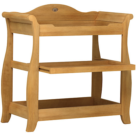 Buy Boori Sleigh Changer, Heritage Teak Online at johnlewis.com