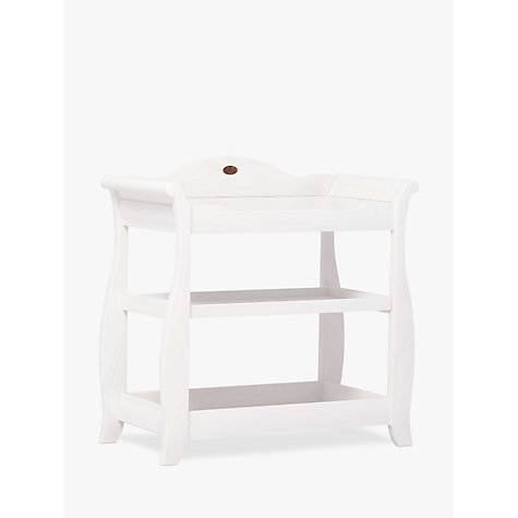 Buy Boori Sleigh Changer, White Online at johnlewis.com