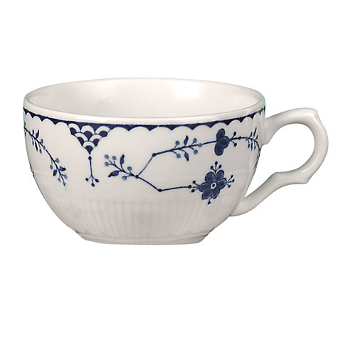 Buy Johnson Brothers Blue Denmark Teacup Online at johnlewis.com