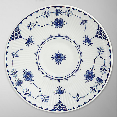 Buy Johnson Brothers Blue Denmark Tea Saucer Online at johnlewis.com