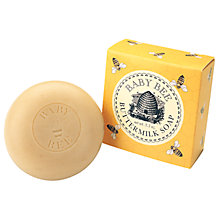 Buy Burt's Bees Baby Bee Buttermilk Soap, 99g Online at johnlewis.com