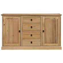 Buy John Lewis Honesty FSC Large 2 Door Sideboard Online at johnlewis.com
