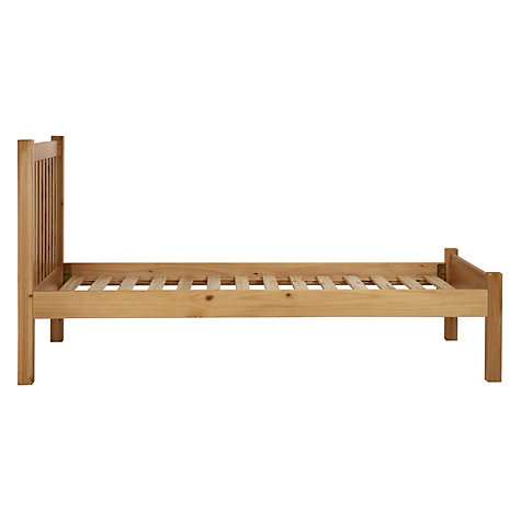Buy John Lewis Wilton Bedframes, Single Online at johnlewis.com