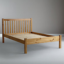 Buy John Lewis Wilton Bedframes, Small Double Online at johnlewis.com