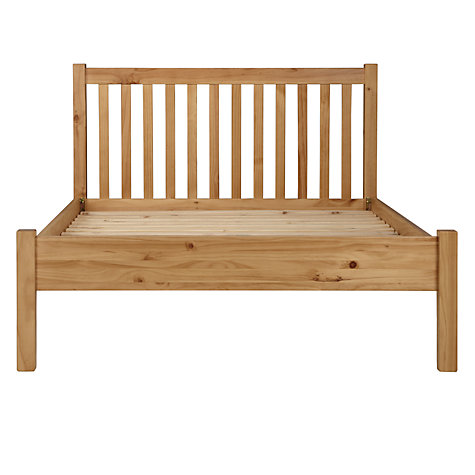 Buy John Lewis Wilton Bedstead, Small Double Online at johnlewis.com