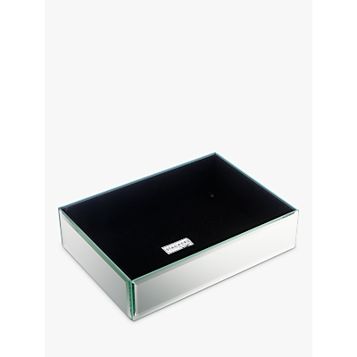 Stackers Glass Jewellery Box, 1 Section