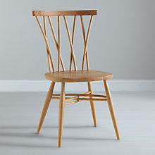 Buy ercol for John Lewis Chiltern Dining Chairs Online at johnlewis.com