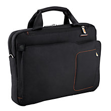 Buy Briggs & Riley Groove 15.4 Inch Slim Case, Black Online at johnlewis.com