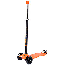 Buy Maxi Micro Joystick Scooter, Orange Online at johnlewis.com