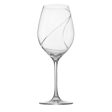 Buy John Lewis Loop Red Wine, 0.47L, Set of 2 Online at johnlewis.com