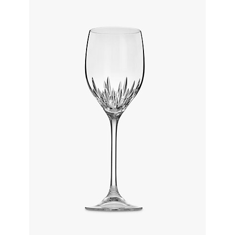 Buy vera wang for wedgwood cut lead crystal duchesse wine glasses set of 2 john lewis - Wedgwood crystal wine glasses ...