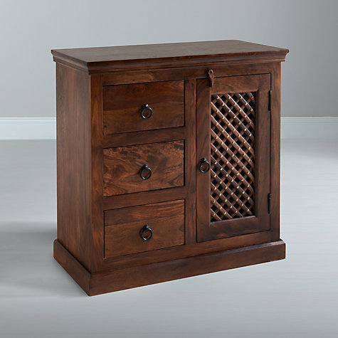 Buy John Lewis Maharani Sideboard, L80cm Online at johnlewis.com