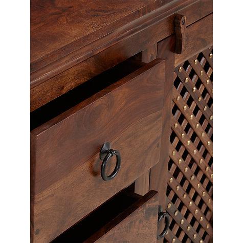 buy john lewis maharani hallway sideboard l80cm john lewis. Black Bedroom Furniture Sets. Home Design Ideas