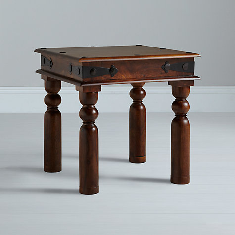 Buy John Lewis Maharani Lamp Table Online at johnlewis.com
