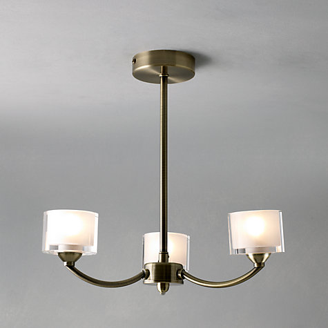 Buy John Lewis Paige Ceiling Light, 3 Arm Online at johnlewis.com
