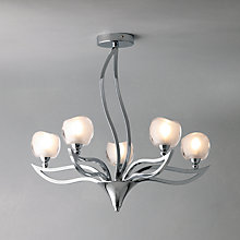 Buy John Lewis Sylivia Ceiling Light, 5 Arm Online at johnlewis.com
