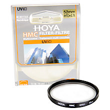 Buy Hoya UV Lens Filter, 52mm Online at johnlewis.com
