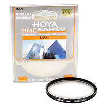 Buy Hoya UV Lens Filter, 67mm Online at johnlewis.com