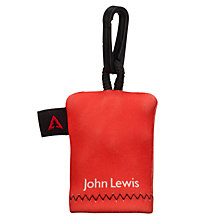 Buy John Lewis Microfibre Lens & Screen Cleaner Cloth, Red Online at johnlewis.com
