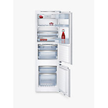 Buy Neff K8345X0 Integrated Fridge Freezer, A++ Energy Rating, 55cm Wide Online at johnlewis.com